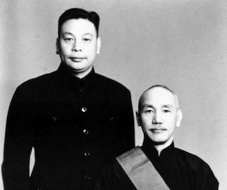 中国进入新常态,历史从新看两蒋