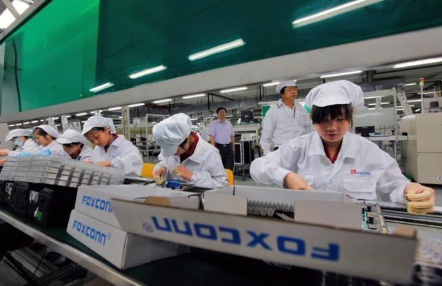 从代工厂到工业互联网,富士康算是一家高科技企业吗?