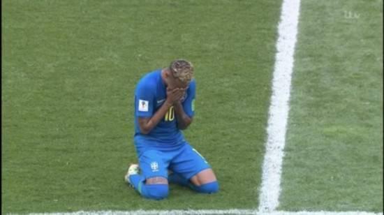 新球王内马尔,从流泪开始?