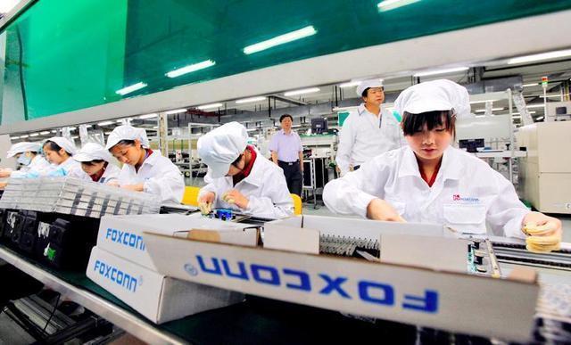 上市20天暴跌1600亿,富士康是怎么沦为中国最惨独角兽?