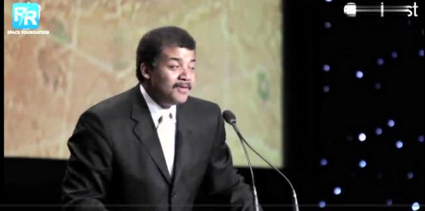 Neil deGrasse Tyson:孩子是天生的科学家