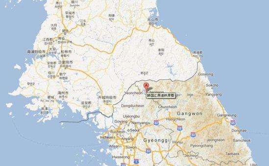 """夏冰:铁原· 白马山,上甘岭——目击朝鲜战场的""""最后""""面影 (四)"""