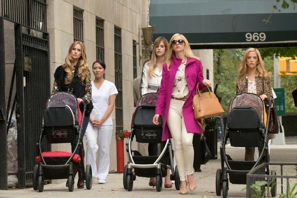 """""""精英妈妈""""的战场–转帖:纽约上东妈妈需要一个柏金包  原创: 维小荷"""