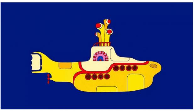 我们都生活在一艘潜水艇里