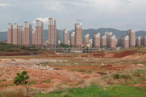 呈贡变形记:中国城市的小街区试验