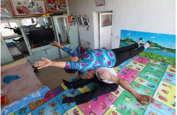【论摄影】厉害了,中国瑜伽第一村