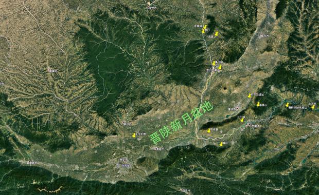山西发展密码一:晋陕新月盆地与运城