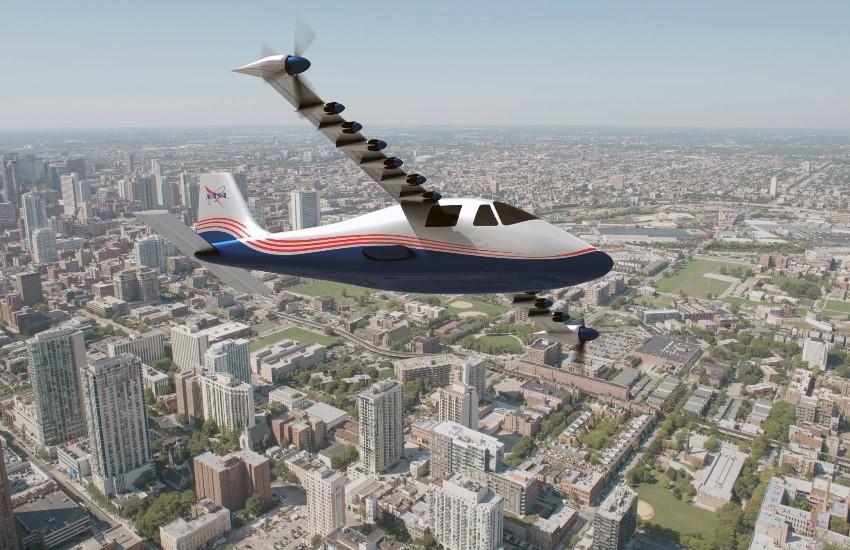 电动飞机雄起正当时?可能比我们想象得更快普及