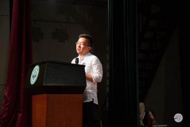 张志安寄语毕业生:在关键时刻做出你的选择