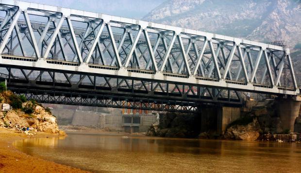 山西发展密码二:黄河禹门口