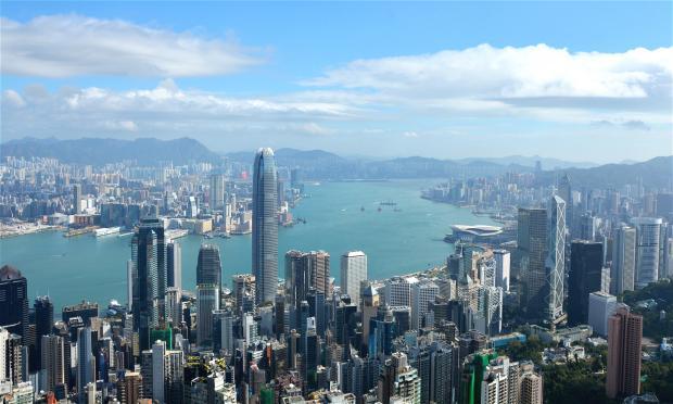 """香港会成为""""一带一路""""绿色融资引擎吗?"""