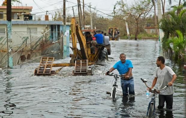 气候脆弱国家承受巨大资金压力