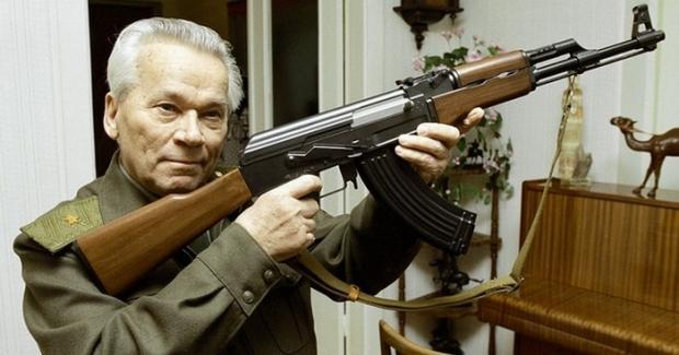 卡拉什尼科夫自动步枪诞生记