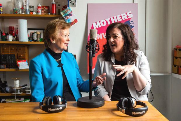播客节目强调妇女在气候行动中的作用