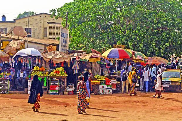 冈比亚之旅:班珠尔掠影