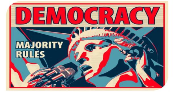 民主制度没有说过自己是最完美的