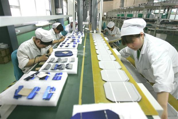 中国光伏产业走到十字路口