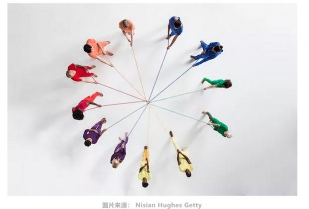 Nature人类行为: 群体间的弱纽带如何促进合作形成
