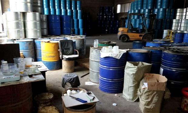 一氟三氯甲烷(CFC-11)考验中国环境履约能力