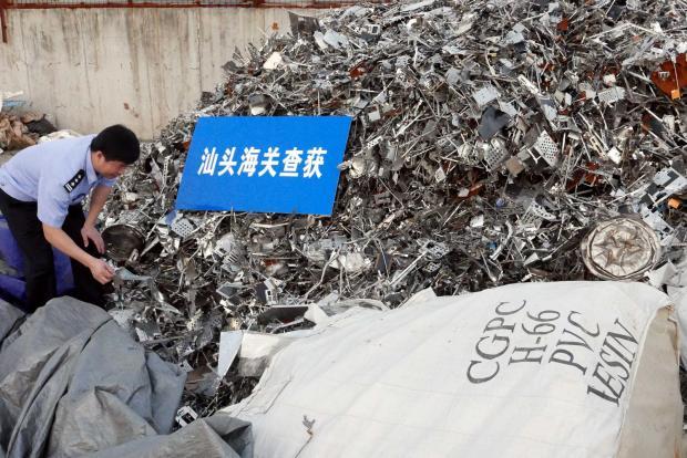 洋垃圾禁令是否真的环保?