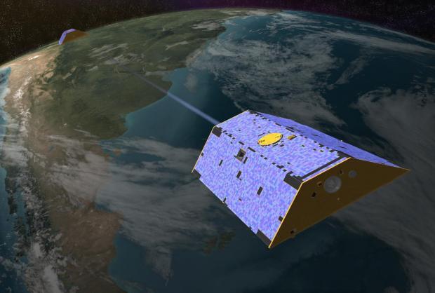 在天空中监测全球水资源