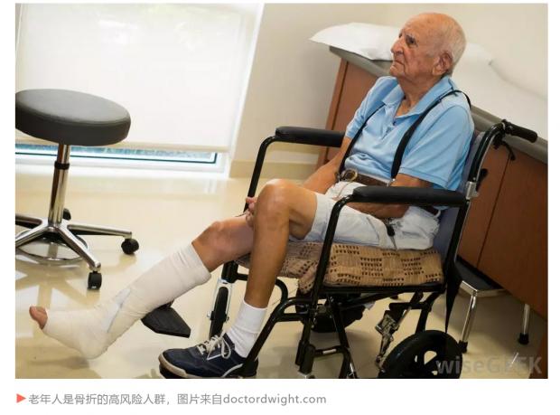 老年骨折怎么预防?新研究支持质疑