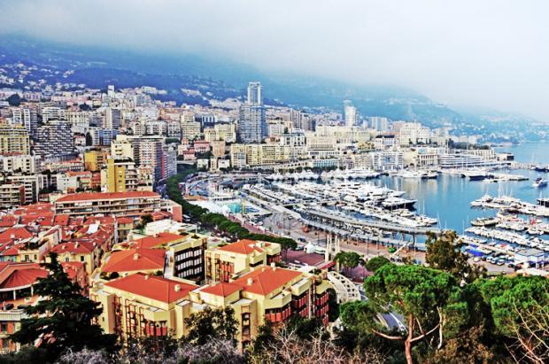 摩纳哥之旅:优雅富裕的袖珍国