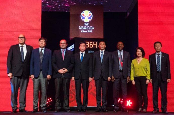 国际篮联2019篮球世界杯进入周年倒数