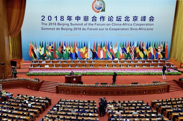 中国可以助力非洲能源绿色化