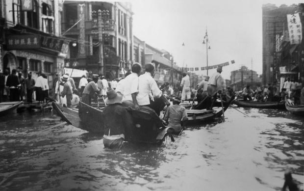 灾难纪实:1931年武汉大水