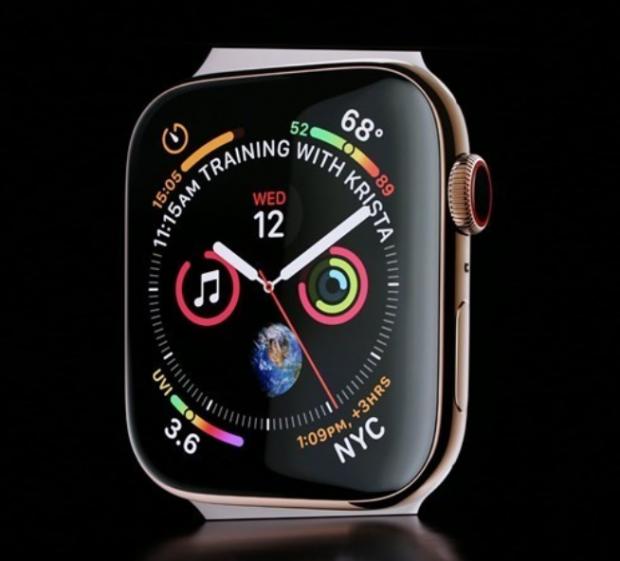 从Apple Watch 4发布后对手股价大跌看可穿戴市场未来