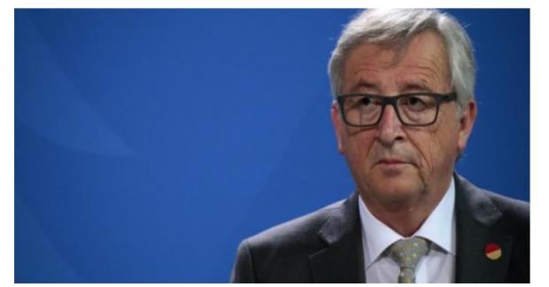 欧盟委员会主席容克呼吁推进贸易和经济目标,准备2019年的转型