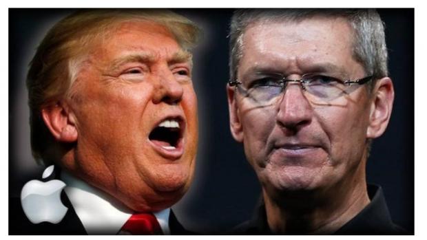 特朗普为什么想让苹果将工厂迁回美国?