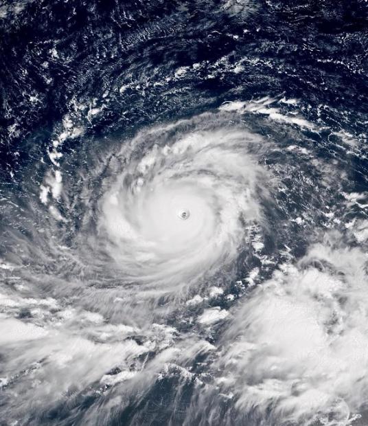 气候变化让台风来得更猛烈了吗?