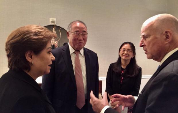 加州气候峰会大幕拉起:中美气候合作步履不停