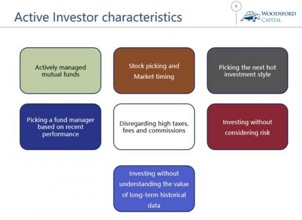 主动投资和被动投资,具体是什么意思?