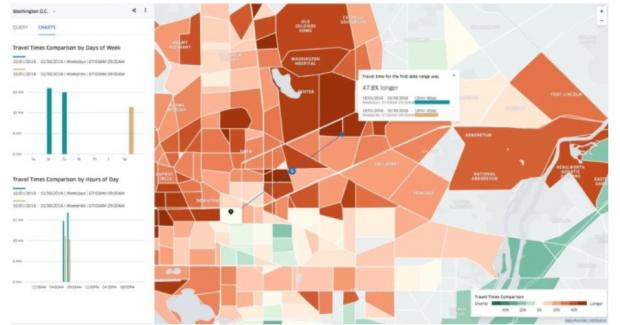 Uber推出全新交通估算体系能颠覆传统模式吗?