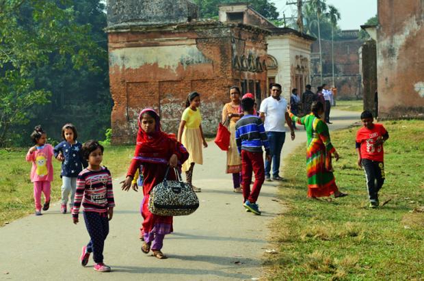 孟加拉之旅:索纳尔冈