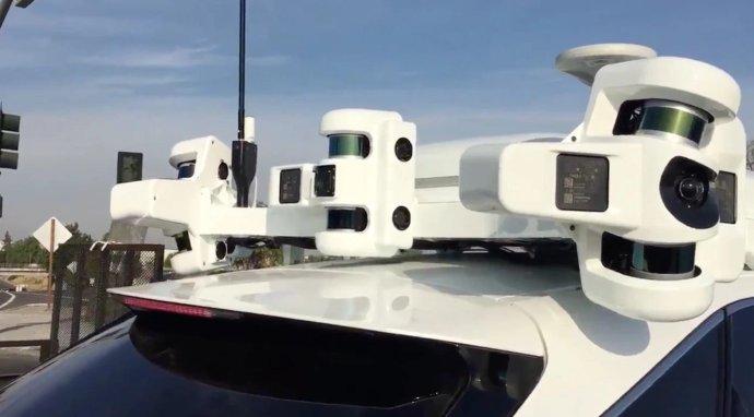 从苹果自动驾驶车辆暴增,看自动驾驶行业的未来