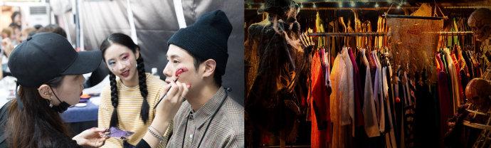 """2018万圣节-这些首尔旅游""""禁区""""你敢挑战吗?"""
