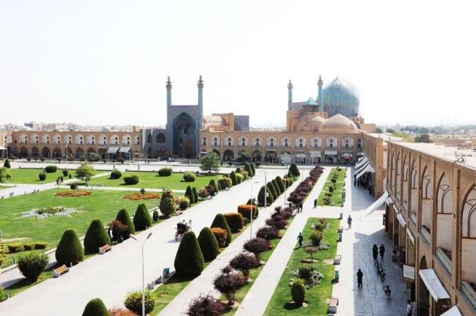 漫游伊朗,那颗滚烫的心 16处世界遗产看过来