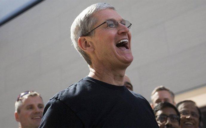 除了市值,苹果还有哪些第一?