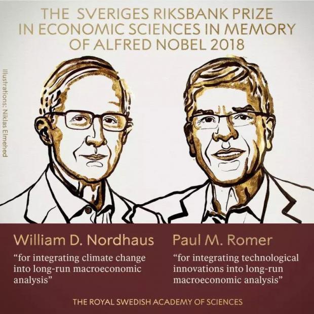 十年以来最具前瞻性的诺奖:用经济学模型量化未来