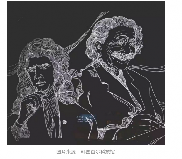 牛顿和爱因斯坦battle,谁的名气更大?