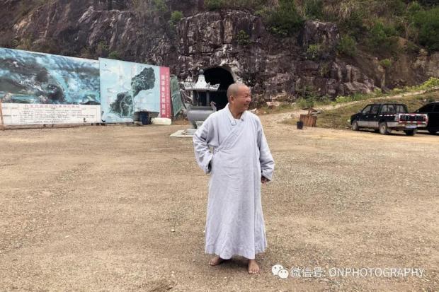 【论摄影】合掌岩,江南第一窟