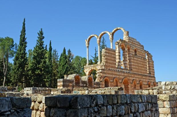 黎巴嫩之旅:倭马亚的安贾尔