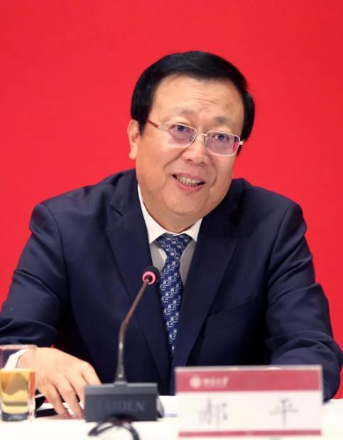北京大学迎来十年内第五位校长