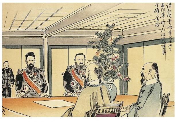 吴晓波:国运交错的中国和日本,恩怨如麻