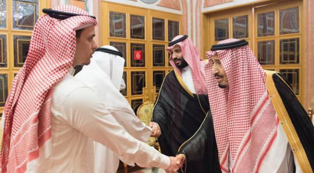沙特记者失踪案,我帮沙特政府草拟的严正声明