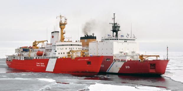 北极地区航运应禁用重燃油